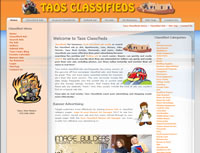 Taos Classifieds