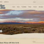 TWD Featured Web Design : Taos Mesa